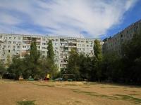 Волгоград, улица Библиотечная, дом 11. многоквартирный дом