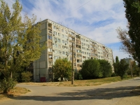 Волгоград, улица Библиотечная, дом 14. многоквартирный дом