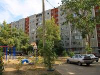 Волгоград, улица Библиотечная, дом 15. многоквартирный дом