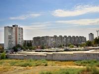 Волгоград, улица Библиотечная, дом 16. многоквартирный дом