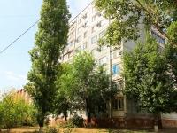 Волгоград, улица Библиотечная, дом 17. многоквартирный дом
