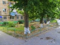 Волгоград, улица Маршала Ерёменко, дом 23. многоквартирный дом