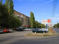 Волгоград, улица Маршала Ерёменко, дом 27. многоквартирный дом