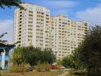 Волгоград, улица Маршала Ерёменко, дом 42. многоквартирный дом