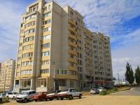 Волгоград, улица Маршала Ерёменко, дом 44. многоквартирный дом