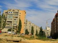 Волгоград, улица Маршала Ерёменко, дом 54. многоквартирный дом