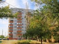 Волгоград, улица Качалова, дом 48. многоквартирный дом