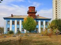 Волгоград, улица Нестерова, дом 1А. училище №27