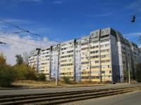 Волгоград, улица Поддубного, дом 3. многоквартирный дом