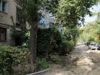 Волгоград, улица Поддубного, дом 14. многоквартирный дом