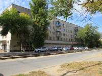 Волгоград, улица Поддубного, дом 25. многоквартирный дом