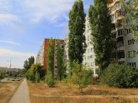 Волгоград, улица Репина, дом 7. многоквартирный дом
