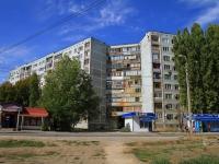 Волгоград, улица Репина, дом 21. многоквартирный дом