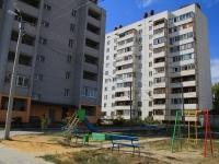 Волгоград, улица Репина, дом 62. многоквартирный дом