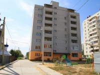 Волгоград, улица Репина, дом 62А. многоквартирный дом