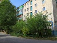 Волгоград, улица Триумфальная, дом 3. многоквартирный дом