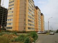 Волгоград, улица Маршала Воронова, дом 12. многоквартирный дом