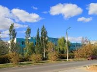 Волжский, улица 40 лет Победы, дом 11. институт Волжский гуманитарный институт (ВГИ)
