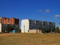 Волжский, улица Волжской Военной Флотилии, дом 76. многоквартирный дом