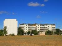 Волжский, улица Волжской Военной Флотилии, дом 84. многоквартирный дом