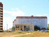Волжский, улица Волжской Военной Флотилии, дом 88/1. офисное здание