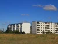 Волжский, улица Волжской Военной Флотилии, дом 100. многоквартирный дом