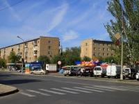 Волжский, улица Мира, дом 15. многоквартирный дом
