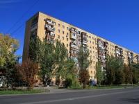 Волжский, улица Мира, дом 17. многоквартирный дом
