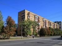 Волжский, улица Мира, дом 27. многоквартирный дом