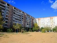 Волжский, улица Оломоуцкая, дом 24. многоквартирный дом
