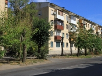 Volzhsky, st Karl Marks, house 49. Apartment house