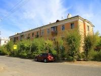Volzhsky, st Chaykovsky, house 3. Apartment house