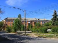 Volzhsky, st Chaykovsky, house 14. Apartment house