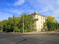 Волжский, улица Циолковского, дом 16. многоквартирный дом