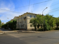 Volzhsky, st Tsiolkovsky, house 15. Apartment house