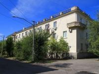 Волжский, улица Циолковского, дом 18. многоквартирный дом
