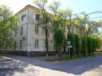 Volzhsky, st Tsiolkovsky, house 17. Apartment house