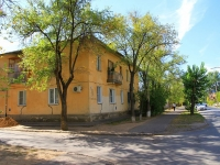 Волжский, улица Циолковского, дом 19. многоквартирный дом