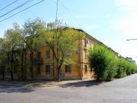 Волжский, улица Циолковского, дом 25. многоквартирный дом