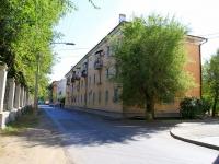 Волжский, улица Рихарда Зорге, дом 10. многоквартирный дом