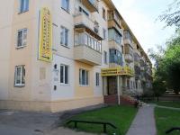 Volzhsky, st Sverdlov, house 37. Apartment house