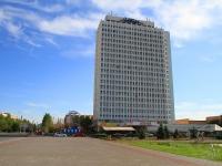 """Волжский, улица Сталинградская, дом 8. гостиница (отель) """"Ахтуба"""""""
