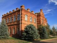 Волжский, улица Сталинградская, дом 2. выставочный комплекс Картинная галерея г. Волжского