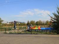 Волжский, улица Сталинградская. детская площадка
