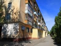 Волжский, улица Комсомольская, дом 14. многоквартирный дом