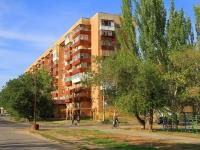 Волжский, улица Набережная, дом 77. многоквартирный дом