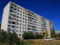 Волжский, улица Александрова, дом  9. многоквартирный дом