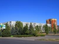 Волжский, улица Александрова, дом  17А. многоквартирный дом