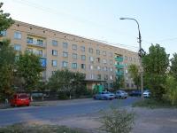 Волжский, улица Машиностроителей, дом 8. общежитие Волжского промышленно-технологического техникума