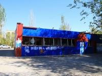 Волжский, улица Пионерская. неиспользуемое здание